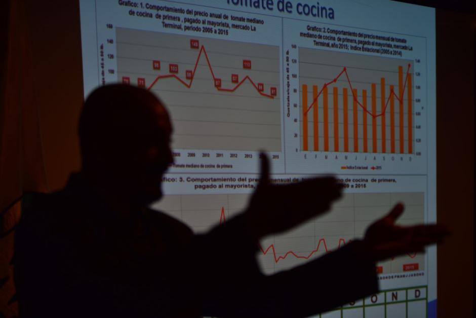 El Maga presentó un sistema de información que se actualiza en tiempo real. (Foto: Jesús Alfonso/Soy502)