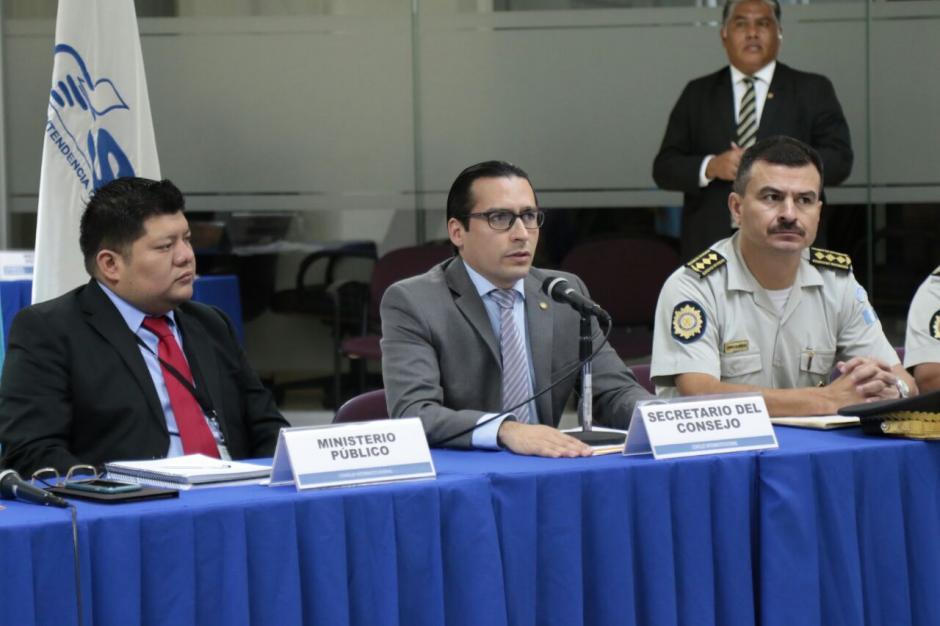 Se reforzaron los esfuerzos con el MP, Gobernación y otras instituciones. (Foto: Alejandro Balán/Soy502)