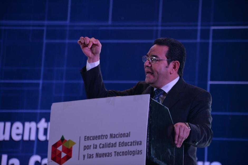 Los empresarios solicitaron abrir la subasta de las frecuencias radioeléctricas.  (Foto: Wilder López/Soy502)
