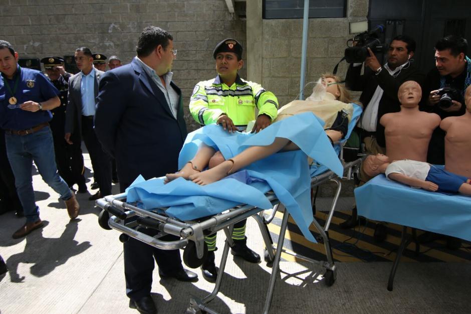 Los Bomberos Municipales solo han recibido el pago de un trimestre. (Foto: Alejandro Balán/Soy502)