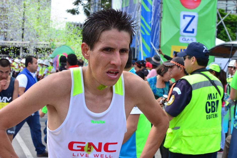 El guatemalteco Luis Carlos Rivero también tuvo una destacada participación. (Foto: Jesús Alfonso/Soy502)