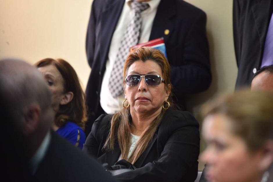 Anabella de León fungió como Registradora General de la Propiedad. (Foto: Jesús Alfonso/Soy502)