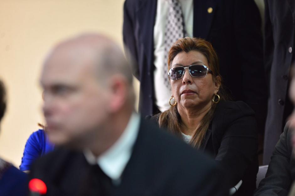 Anabella de León fue una de las más allegadas a Otto Pérez y Roxana Baldetti. (Foto: Jesús Alfonso/Soy502)