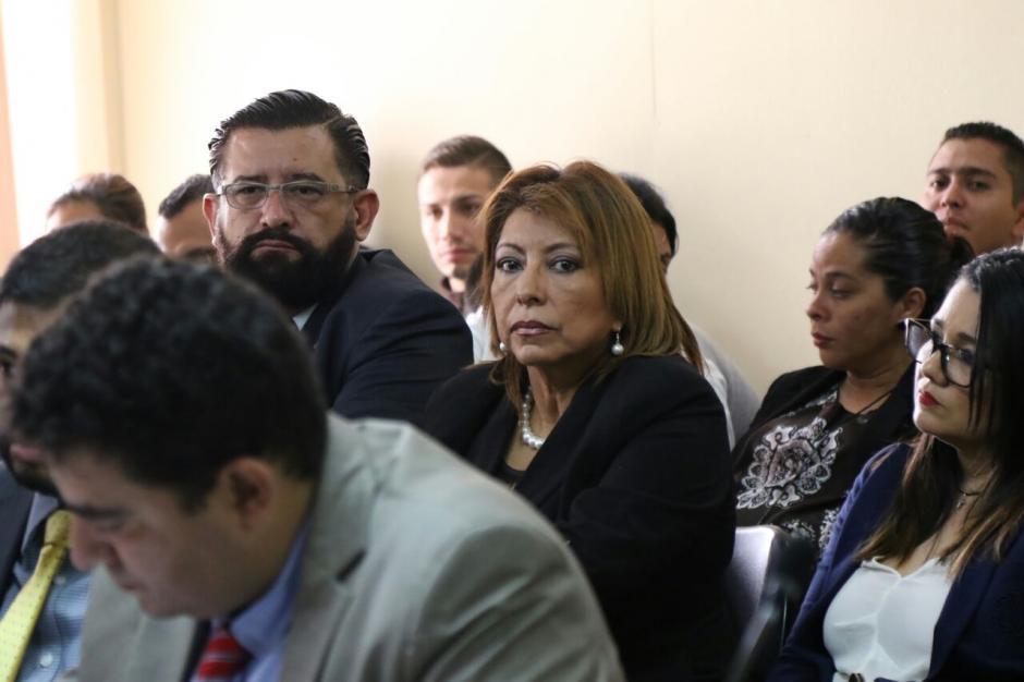 Anabella de León fue ligada a proceso por plazas fantasma en el Registro de la Propiedad. (Foto: Alejandro Balán/Soy502)