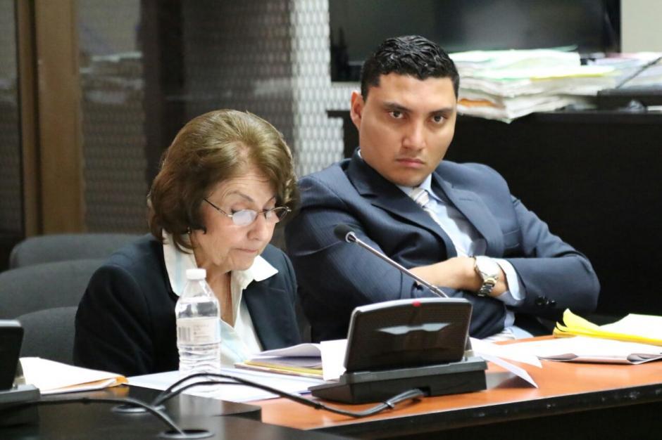 Beatriz Ofelia de León, madre de Roberto Barreda, también está implicada en el caso Siekavizza. (Foto: Alejandro Balán/Soy502)