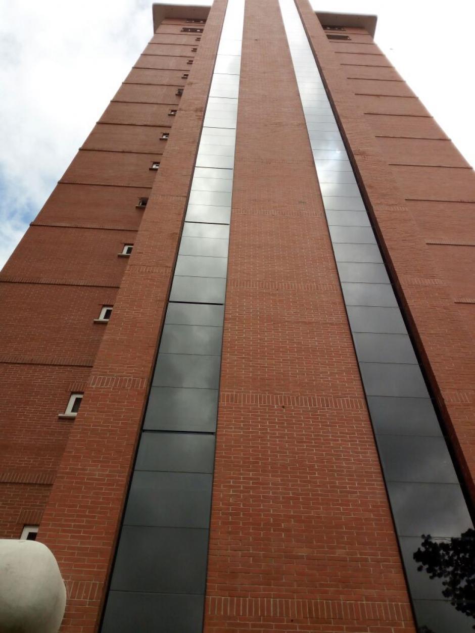 El inmueble está situado en el quinto nivel de una torre de apartamentos. (Foto: MP)