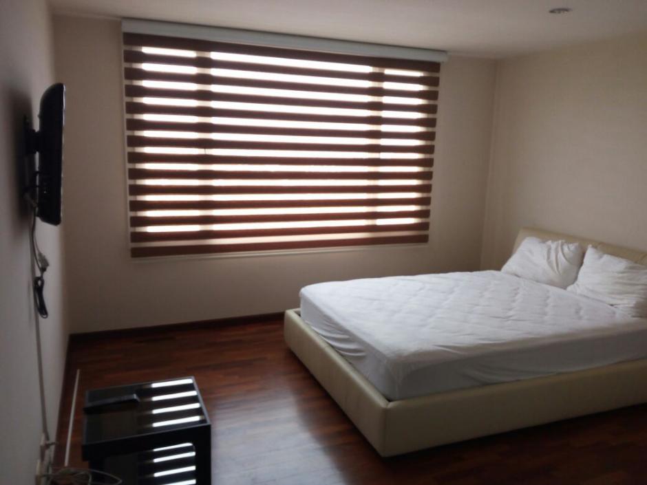 Se trata de un apartamento de siete ambientes ubicado en Santa Catarina Pinula. (Foto: MP)