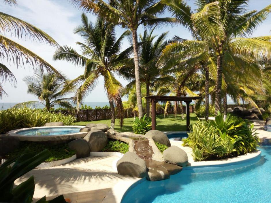 La administración de la casa de playa estará a cargo de la Senabed, mientras continúa el proceso de extinción de dominio. (Foto: MP)