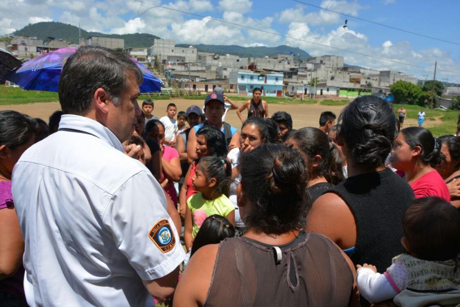 La Alerta Naranja fue declarada en sesión del Concejo Municipal. (Foto: Municipalidad de Villa Nueva)
