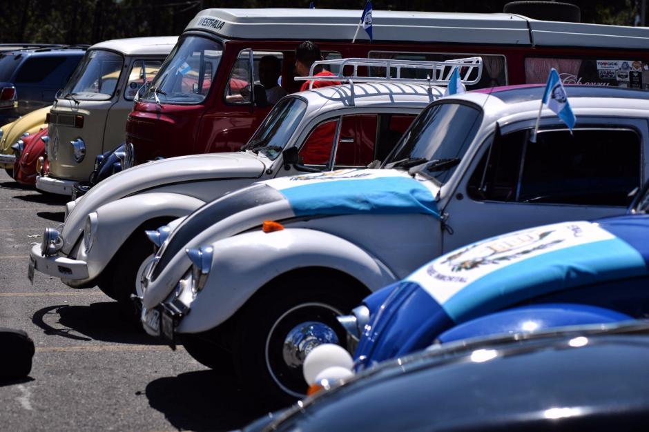 Durante 68 años de producción, fueron vendidos 21 millones de unidades en el mundo. (Foto: Wilder López/Soy502)