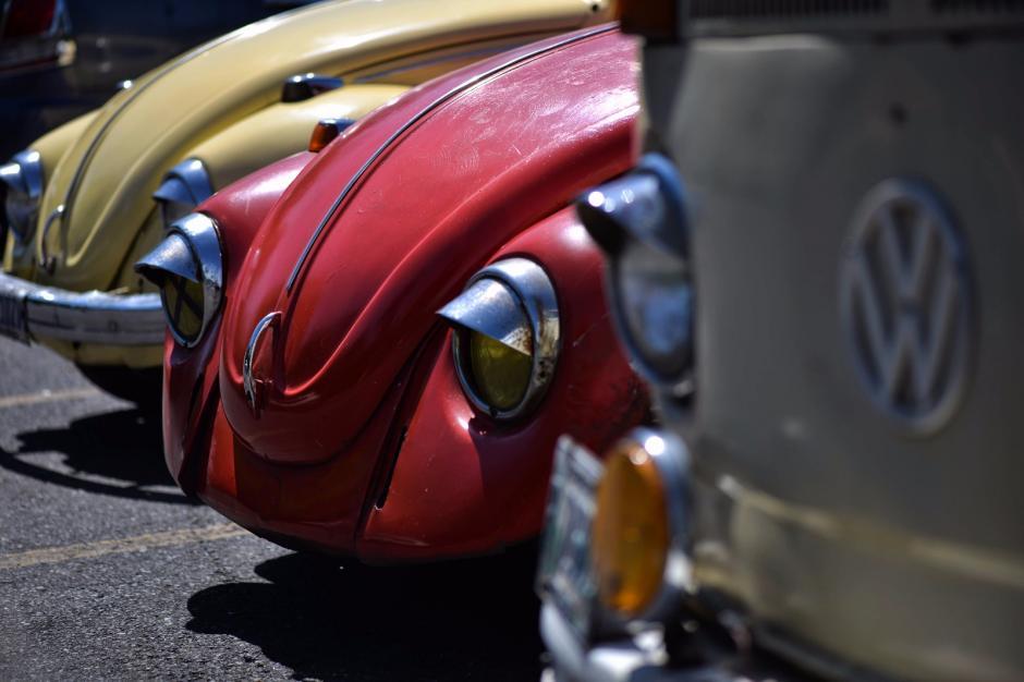 """El icónico """"Escarabajo"""" dejó de ser producido en 2003. (Foto: Wilder López/Soy502)"""