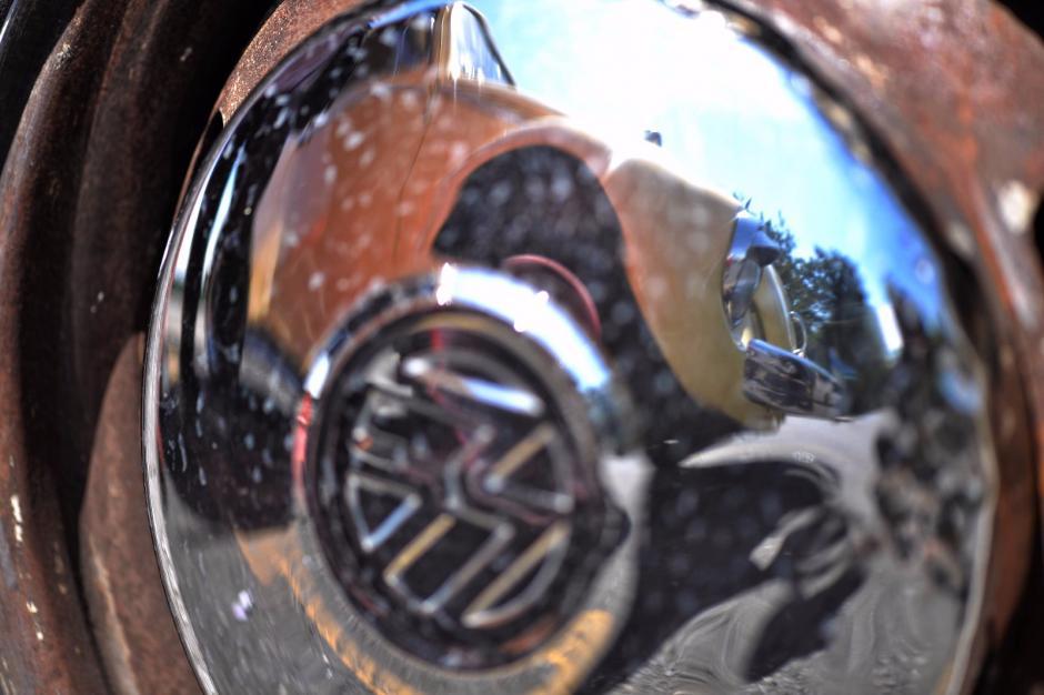 """Volkswagen retiró del mercado el """"Vocho"""" después de 68 años de producirlo. (Foto: Wilder López/Soy502)"""