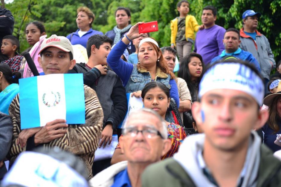 El público disfrutó del evento. (Foto: Jesús Alfonso/Soy502)