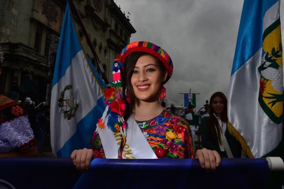 Guatemala celebró el 195 aniversario de su Independencia. (Foto: Jesús Alfonso/Soy502)