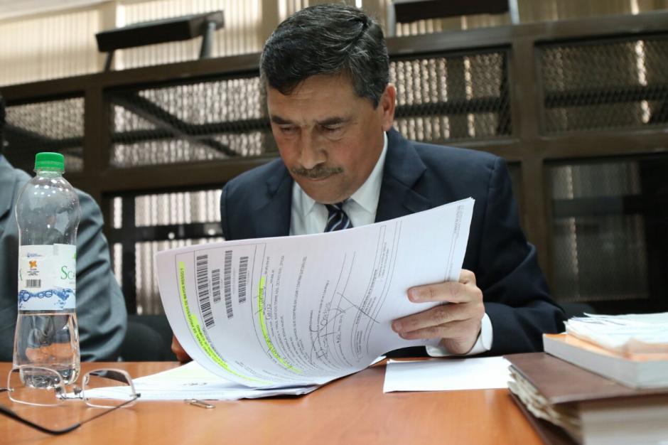 Barquín aceptó, en un juicio exprés, que cometió el delito y tendrá una pena mínima. (Foto: Alejandro Balan/Soy502)