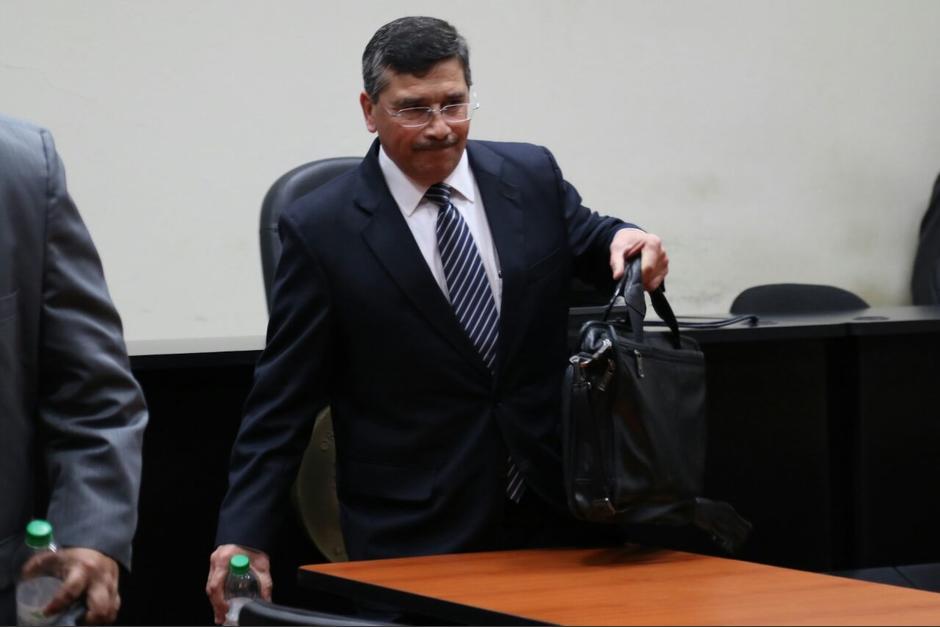 Pese a que fue sentenciado, Edgar Barquín no pondrá un pie en prisión. (Foto: Alejandro Balan/Soy502)