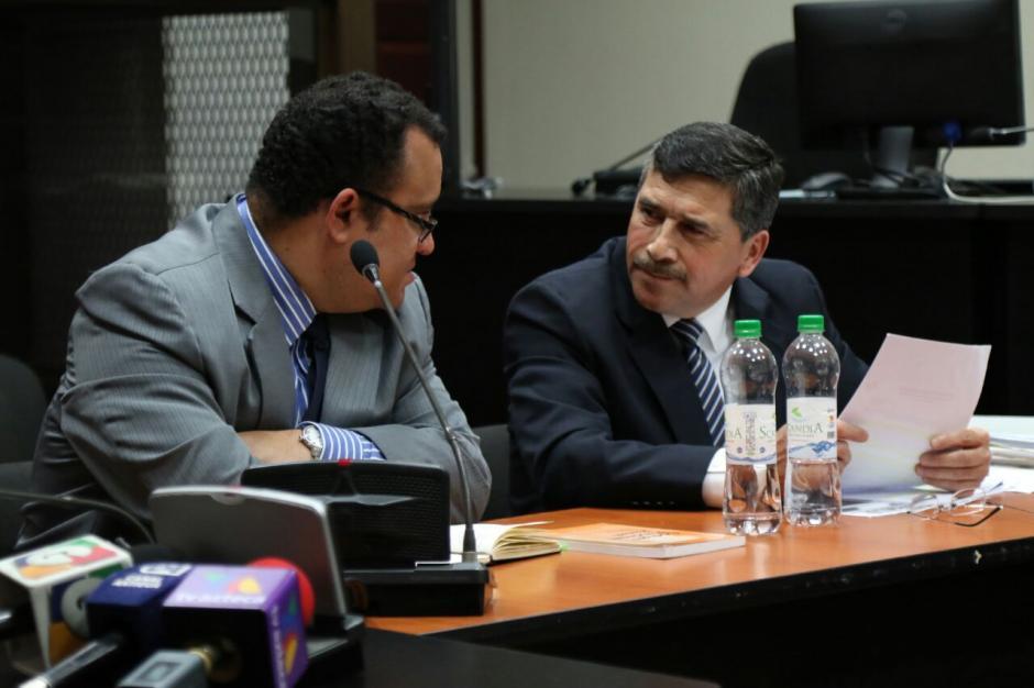 El expresidente del Banco de Guatemala y excandidato a la vicepresidencia por el partido Lider es culpable de cometer tráfico de influencias. (Foto: Alejandro Balan/Soy502)