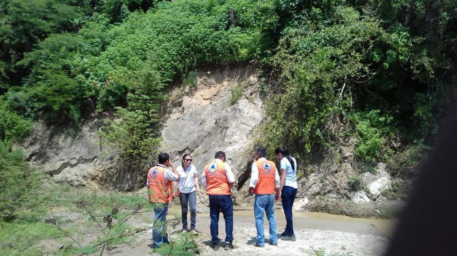 Huehuetenango es el departamento con mayor amenaza por deslizamiento. (Foto: Conred)