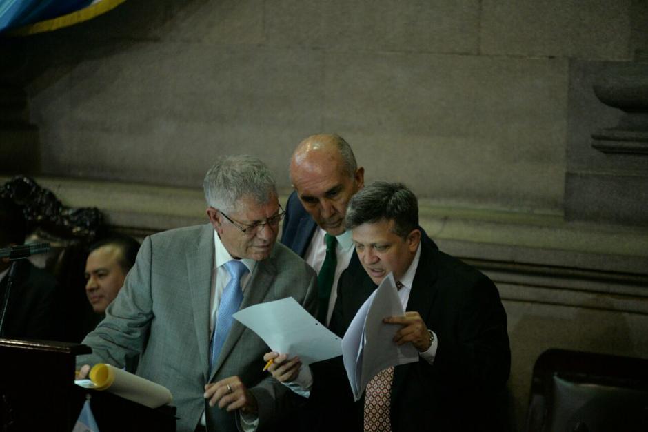 Para este martes se tenía planificado que el Congreso conociera el Estado de Calamidad. (Foto: Wilder López/Soy502)