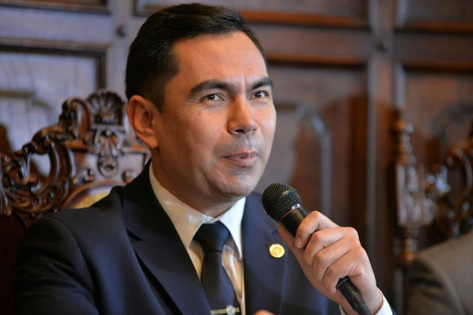 Erick sosa, es el actual viceministro del deporte y la recreación. (Foto: Wilder López/Soy502)