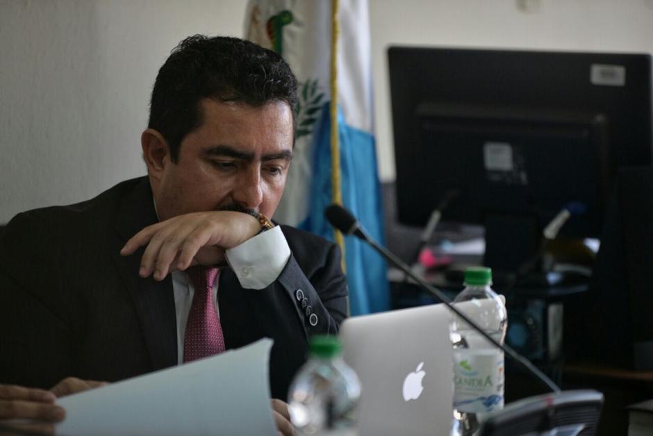 En el mismo proceso también está involucrado el abogado Vernon González. (Foto: Wilder López/Soy502)