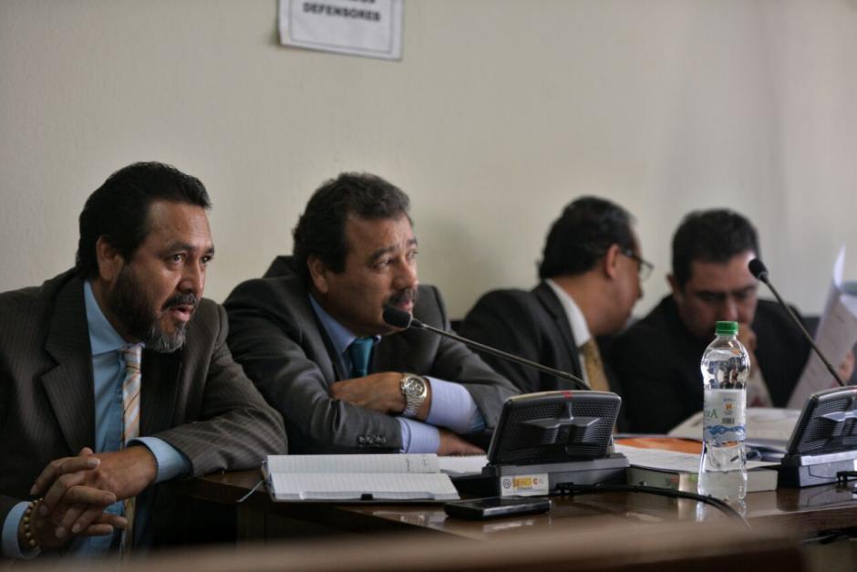 La defensa de ambos involucrados presentará dos peritajes para demostrar su inocencia. (Foto: Wilder López/Soy502)