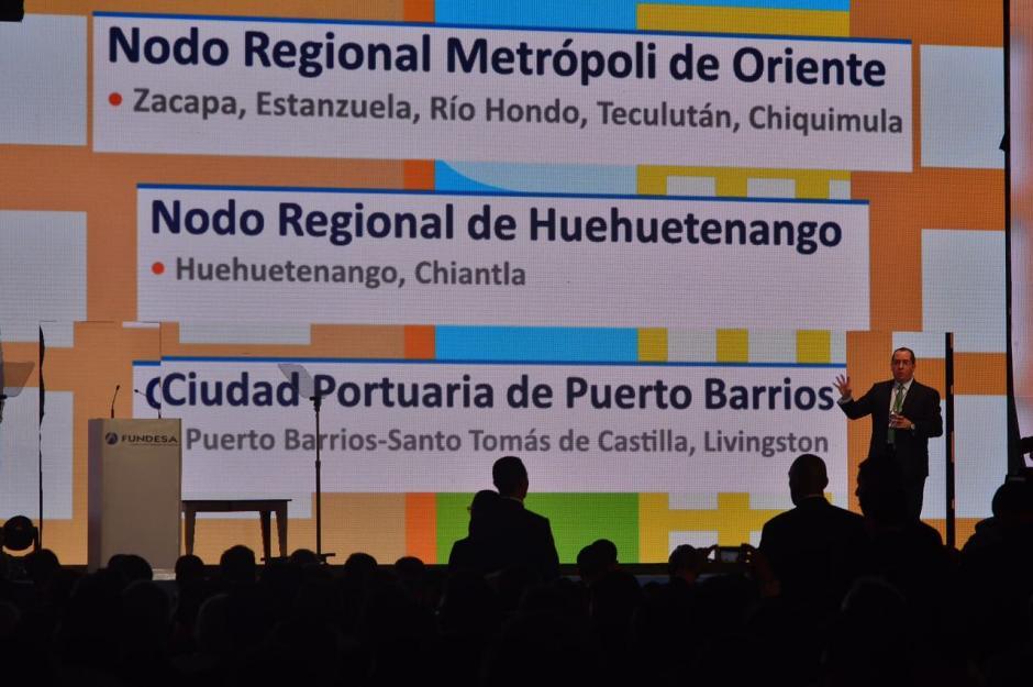 Las ciudades intermedias son la propuesta de FUNDESA para hacer frente al bono demográfico. (Foto: Jesús Alfonso/Soy502)
