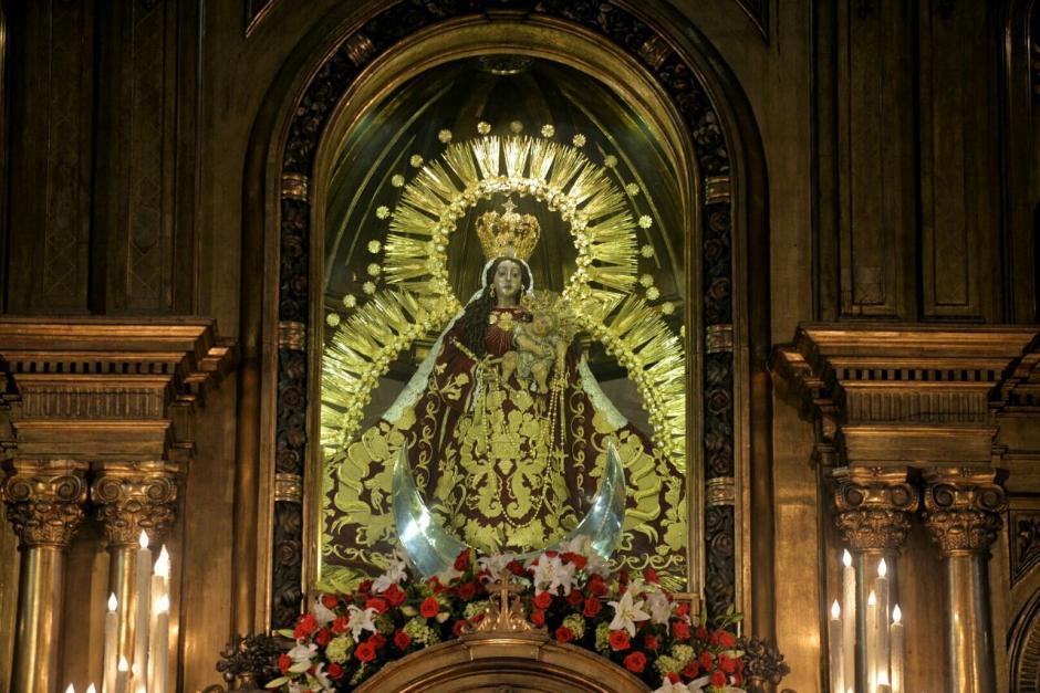 Las diversas actividades por la Virgen del Rosario finalizan el 31 de octubre. (Foto: Wilder López/Soy502)
