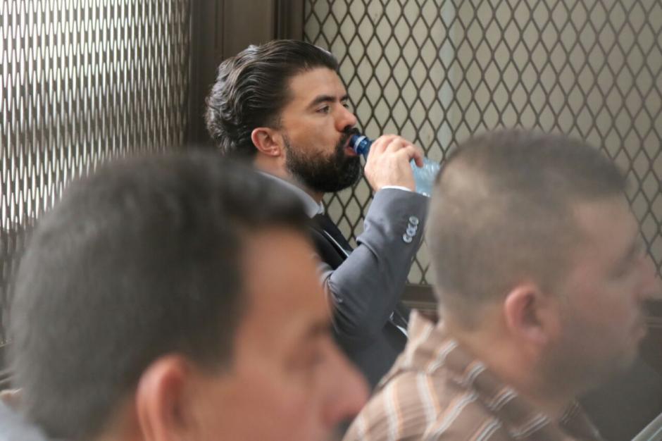 Jonathan Chévez, también implicado en TCQ, enfrentará la justicia por lavado de dinero. (Foto: Alejandro Balán/Soy502)
