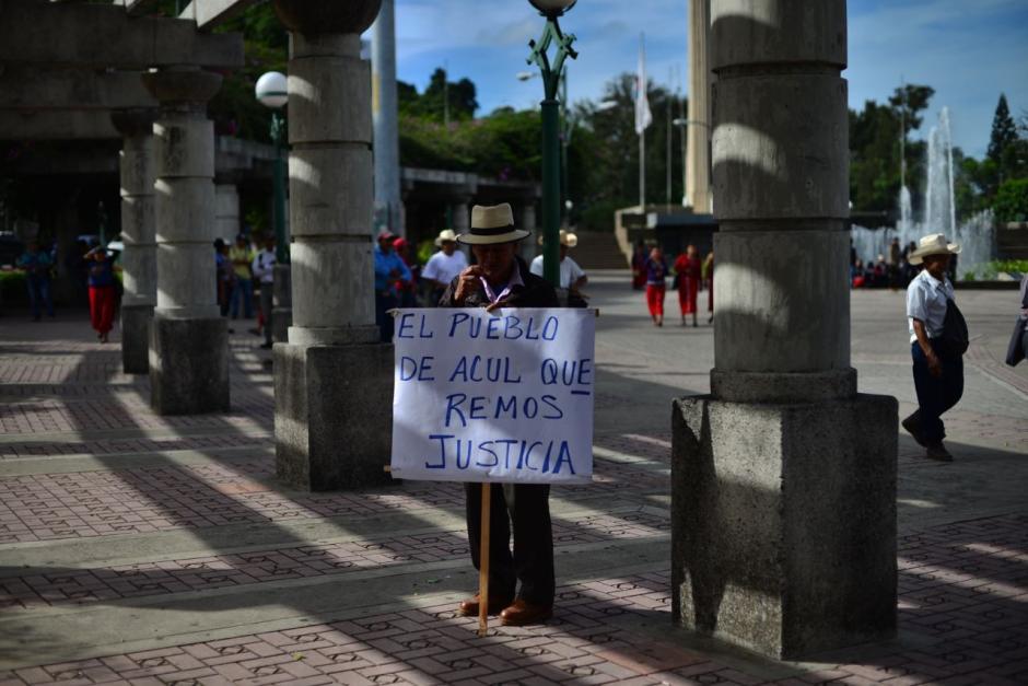 La marcha también estará concentrada frente al Congreso. (Foto: Jesús Alfonso/Soy502)