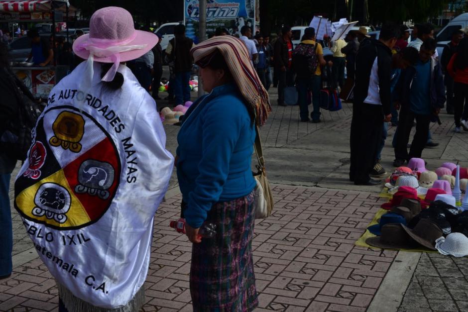 Se prevé que la marcha concluya frente al Palacio Nacional. (Foto: Jesús Alfonso/Soy502)