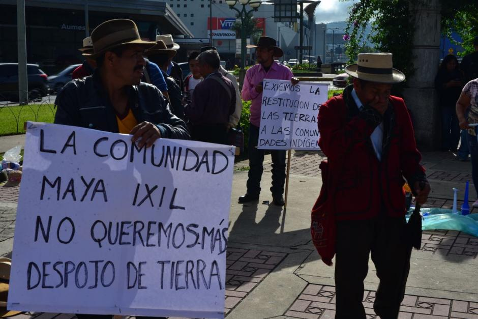 Las organizaciones campesinas anunciaron que se realizarían marchas en todo el país. (Foto: Jesús Alfonso/Soy502)