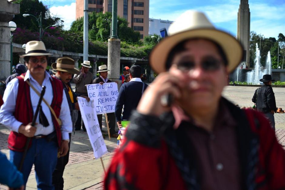 Los campesinos piden que se apruebe una ley de aguas y otras iniciativas enfocadas en el desarrollo rural. (Foto: Jesús Alfonso/Soy502)