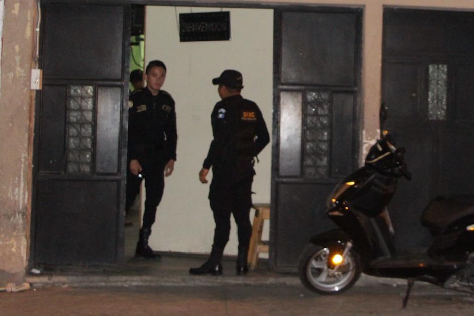 Todos están acusados del delito de la trata de personas. (Foto: PNC)