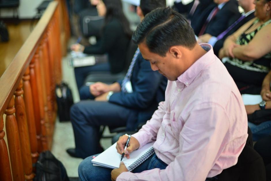Se prevé que el juicio dure alrededor de un mes. (Foto: Jesús Alfonso/Soy502)