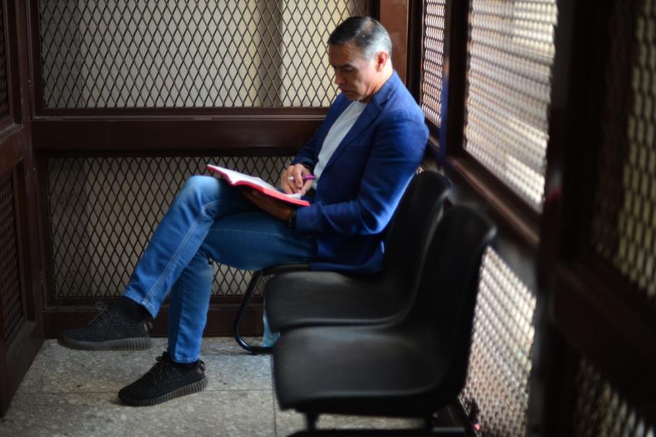 Juan de Dios Rodríguez, expresidente del Seguro Social, es uno de los implicados en el caso IGSS-Pisa. (Foto: Jesús Alfonso/Soy502)