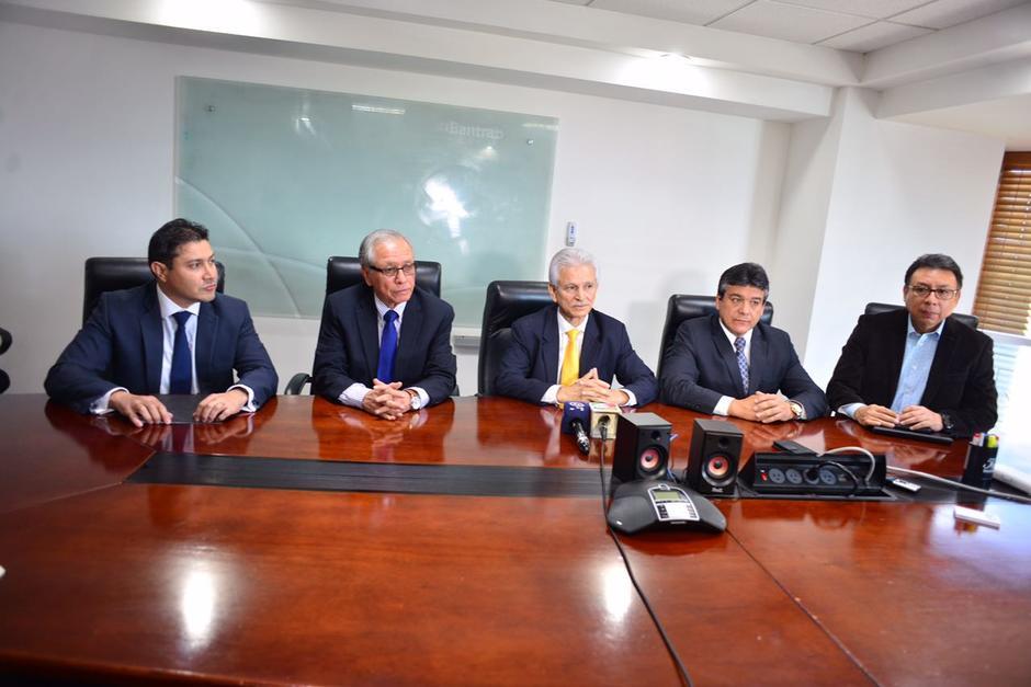 Los directivos del Bantrab negaron conocer a todos los implicados. (Foto: Jesús Alfonso/Soy502)