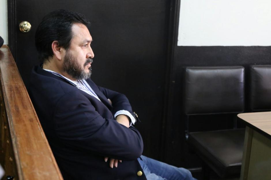 Gudy Rivera fue sentenciado este día a 13 años y 4 meses de prisión. (Foto: Alejandro Balán/Soy502)