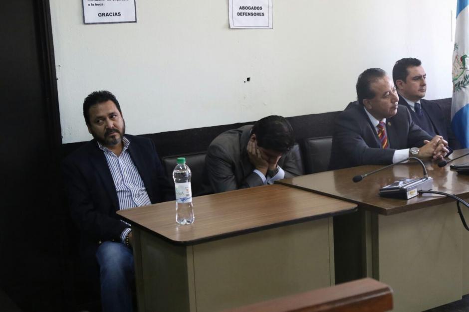 Esta es la primer condena contra exintegrantes del Partido Patriota. (Foto: Alejandro Balán/Soy502)