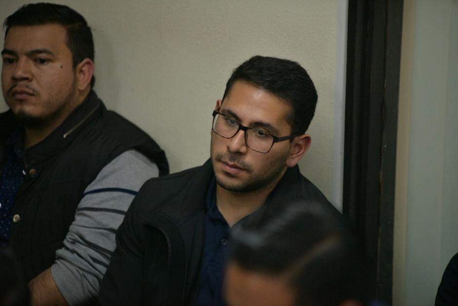 Enrique José Escobar Solórzano, director de la Digef, fue ligado a proceso. (Foto: Wilder López/Soy502)