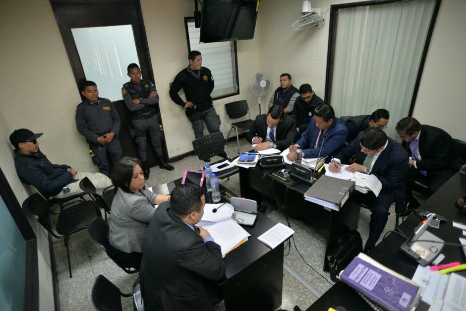 Son acusados por contrataciones irregulares. (Foto: Wilder López/Soy502)
