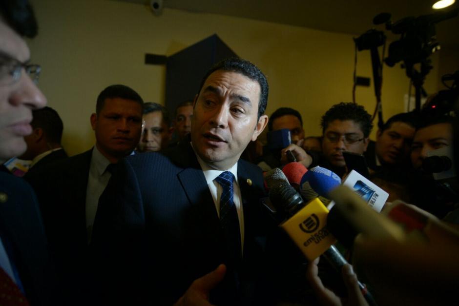 Defiende que no tenían sustento y por eso no progresaron las acciones. (Foto: Wilder López/Soy502)