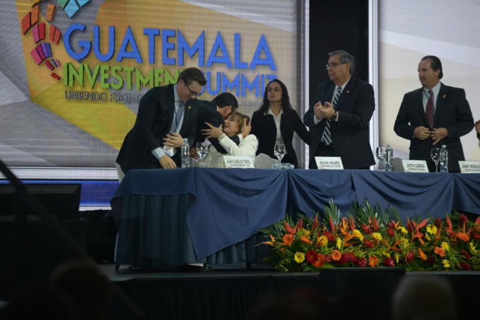 La presidenta del OJ se excusó de no conocer un antejuicio contra Morales. (Foto: Wilder López/Soy502)