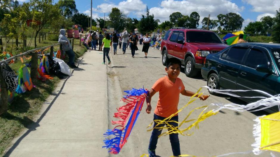 Los niños fueron los que más se sorprendieron y disfrutaron del evento. (Foto: Ministerio de Cultura y Deportes)