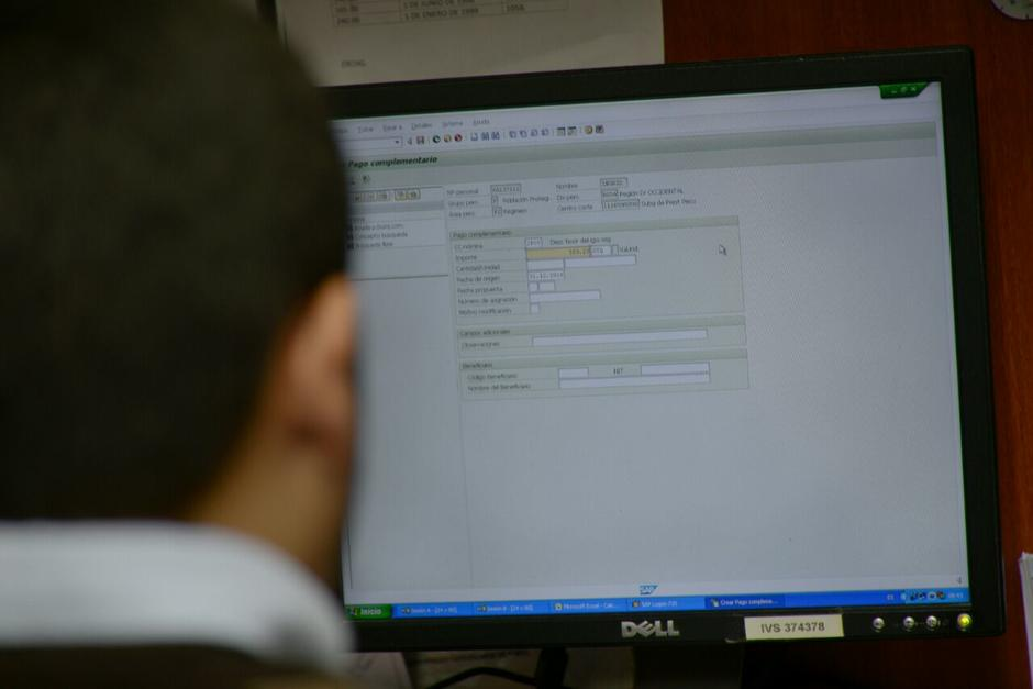 El sistema SAP se tenía previsto que se implementara en agosto de este año, pero la empresa pidió una prórroga. (Foto: Wilder López/Soy502)