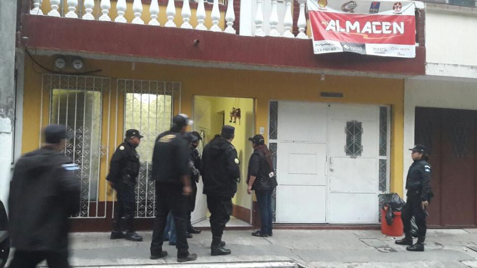 Se busca a exfuncionarios del Ministerio de Comunicaciones. (Foto: PNC)