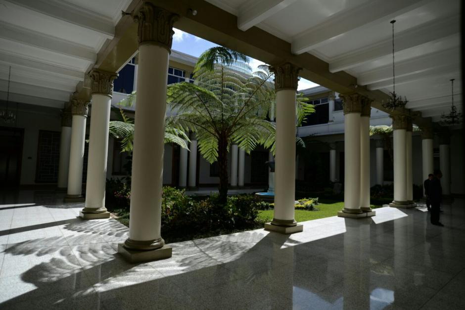 Los trabajos de pulido de piso costaron cerca de 12 mil quetzales. (Foto: Wilder López/Soy502)