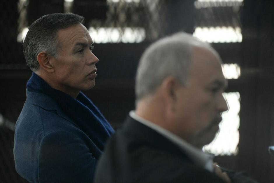 Juan de Dios Rodríguez continuará en prisión. (Wilder López/Soy502)