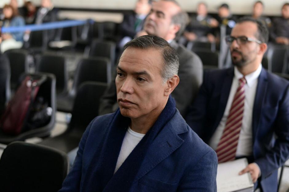 El nuevo caso contra Juan de Dios Rodríguez complicó la agenda en Tribunales. (Wilder López/Soy502)