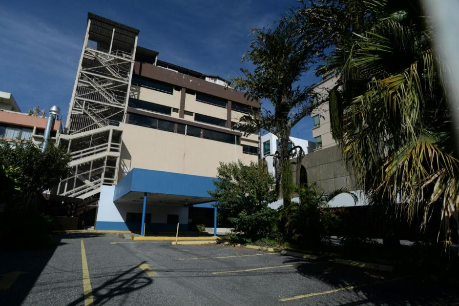 Este edificio fue alquilado por el IGSS. (Foto: Wilder López/Soy502)